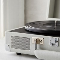 Crosley Dove Grey Cruiser Bluetooth Record Player | Urban Outfitters