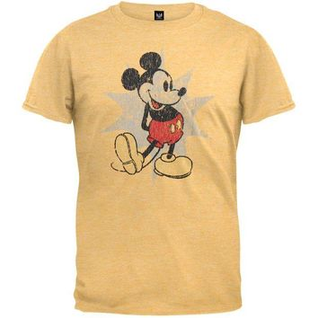DCCKIS3 Mickey Mouse - World Of Mickey Juniors T-Shirt