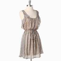 falling braeburn print dress - $39.99 : ShopRuche.com, Vintage Inspired Clothing, Affordable Clothes, Eco friendly Fashion