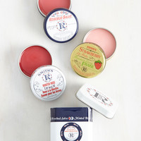 Salve the Day Lip Balm Set in Lavish | Mod Retro Vintage Cosmetics | ModCloth.com