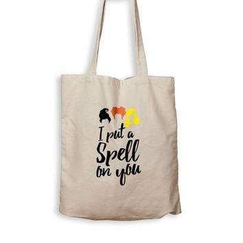 CREYMS2 I Put A Spell On You - Tote Bag