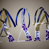 Alpha Delta Pi Greek Sorority Wall Letters