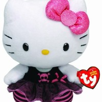 Ty Beanie Babies Hello Kitty Plush, Punk