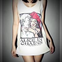 Alice in Chains Shirt Unisex Men Women Tank Top S, M, L, XL