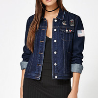Kendall & Kylie Patched Denim Jacket at PacSun.com