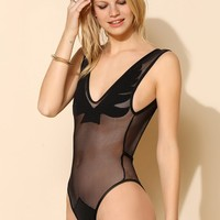 MINIMALE ANIMALE Thunder Bird One-Piece Swimsuit - Urban Outfitters