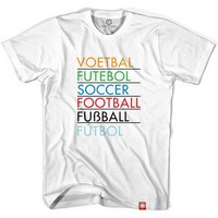 Soccer Language T-shirt