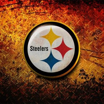 kokoer Diamond Painting Full Square/Round Pittsburgh Steelers football Logo Daimond Painting Mosaic Embroidery Home Decor Gift