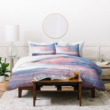 Lisa Argyropoulos Dream Beyond The Sky 2 Duvet Cover