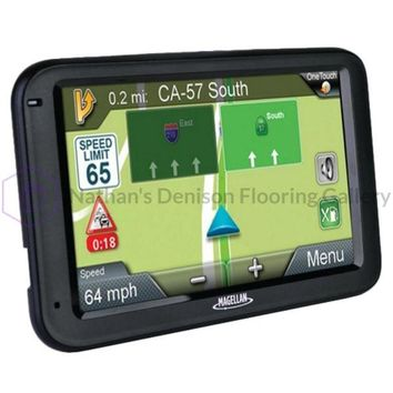 Magellan RoadMate 5330T-LM 5.0 Touchscreen Portable GPS System w/USA, Canada, Puerto Rico Maps & Lifetime Map Updates