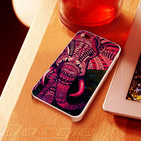 elephan aztec nebula - for iPhone 4 case, iPhone 5 case and Samsung Galaxy s3 case, sasmsung s4 case
