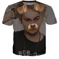 Michael Clifford Puppy Shirt