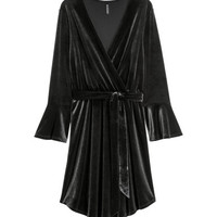 H&M Wrap Dress $29.99
