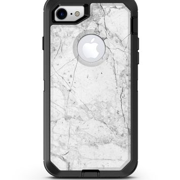 Cracked Marble Surface - iPhone 7 or 8 OtterBox Case & Skin Kits