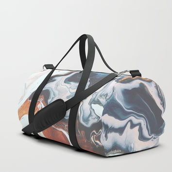 Move with me Duffle Bag by DuckyB