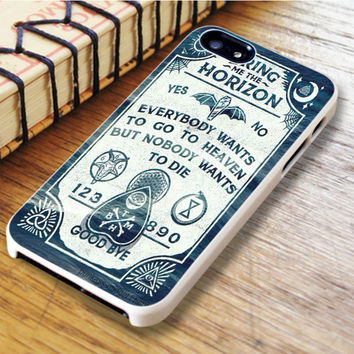 Bring Me The Horizon Ouija Music Band iPhone 6 Case