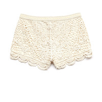 Crochet Lace Shorts (Kids)