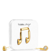Made to Order 18K Gold Earbuds