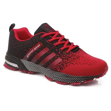 Mens Tennis Shoes Lightweight Mesh Athletic Sports Sneakers Breathable Shoes