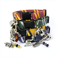 Full Set of Four Wizard Breakaway Cat Collars