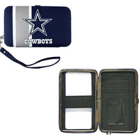 Dallas Cowboys Shell Wristlet