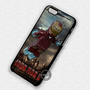 Iron Man Lego - iPhone 7 6 5 4 Cases & Covers