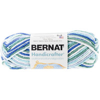 Bernat Handicrafter Ombres Cotton Kitchen Yarn Neptune