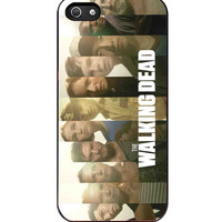 the walking dead 4 iPhone 5s For iPhone 5/5S Case