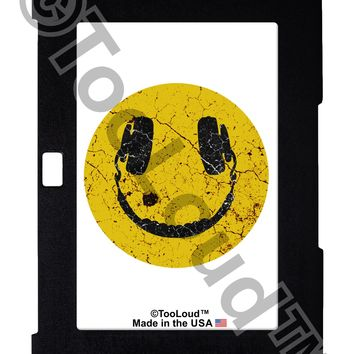 EDM Smiley Face Galaxy Note 10.1 Case  by TooLoud