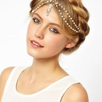 ASOS Beaded Hair Crown