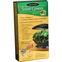 AeroGarden Classic & Deluxe Seed Kits, Salad Greens - Sur La Table