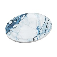 Moroccan Blues Paper Plate