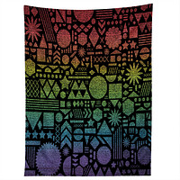 Nick Nelson Modern Elements With Spectrum Tapestry
