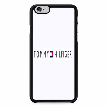 Tommy Hilfiger White iPhone 6 Case
