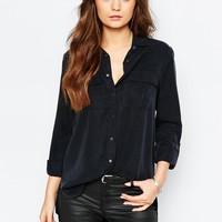New Look Military Shirt
