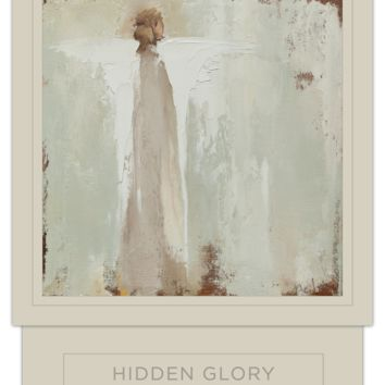 Luxury Candle Hidden Glory Anne Neilson