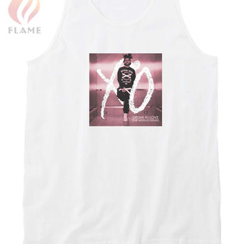 Drunk In Love The Weeknd Cover Unisex Tank Tops