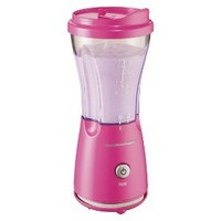 HAMILTON BEACH Pink Single Serve Blender  - 14 oz
