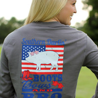 Southern darlin' – Long Sleeve BBQ