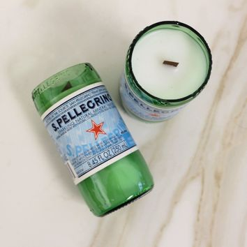 Mini Pellegrino Candle