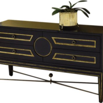 Collector's Console - Black