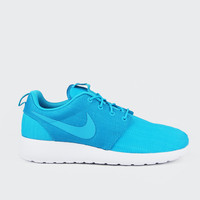 Roshe Run - blue lagoon/light blue lacquer/white