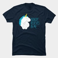 Nobody Believes In Me T Shirt By PolySciGuy Design By Humans