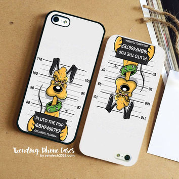 Pluto The Pup iPhone Case Cover for iPhone 6 6 Plus 5s 5 5c 4s 4 Case