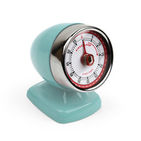 Retro Blue Kitchen Timer