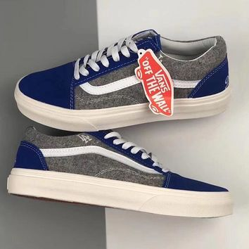 Vans Sk8-Hi Old Skool Woman Men Fashion Sneakers Sport Shoes
