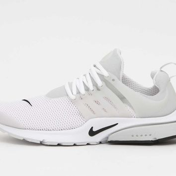 Nike Air Presto BR QS White Black Mens Trainers 789869 100 Limited Quickstrike