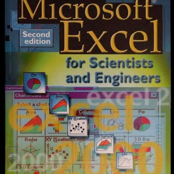 A Guide to Microsoft Excel for Scientists and Engineers (2000, Paperback)