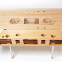 Mixtape Table by Jeff Skierka | Electric Roulette
