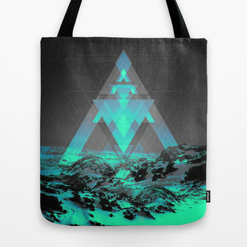 Neither Real Nor Imaginary II Tote Bag by Soaring Anchor Designs